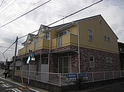 愛知県名古屋市西区上小田井1丁目の賃貸アパートの外観