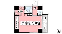 平和通一丁目駅 4.8万円