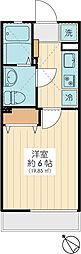 BUZZ 新浦安[106号室]の間取り