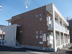 長野県長野市若里1丁目の賃貸アパートの外観