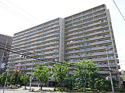 大阪府和泉市のぞみ野2丁目の賃貸マンションの外観