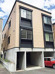 クリエイト東札幌[105号室]の外観
