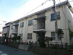 中豊アパート[201号室]の外観