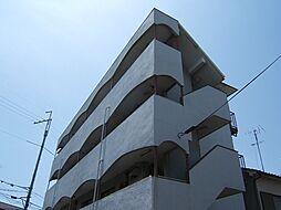 京都府京都市伏見区淀新町の賃貸マンションの外観