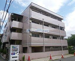 大阪府東大阪市下小阪4丁目の賃貸マンションの外観