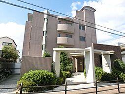 大阪府大阪市東住吉区今川4丁目の賃貸マンションの外観