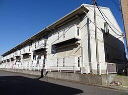 千葉県千葉市稲毛区稲毛町5の賃貸アパートの外観