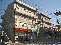 千葉県千葉市稲毛区小仲台7丁目の賃貸マンションの外観