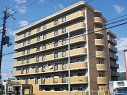 大阪府東大阪市加納6丁目の賃貸マンションの外観