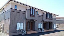 山口県山陽小野田市桜2丁目の賃貸アパートの外観