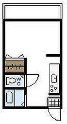 utsuwa[26号室]の間取り