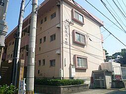 栗川ハイツ[101号室]の外観