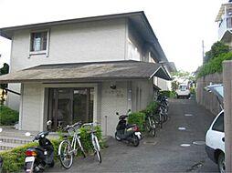 シャルマン洛北[2階]の外観