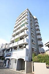 愛知県名古屋市熱田区白鳥3丁目の賃貸マンションの外観