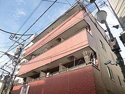 シティマンション[4階]の外観