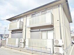 広島県福山市草戸町1丁目の賃貸アパートの外観