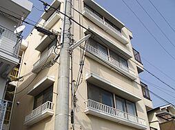 兵庫県神戸市灘区岸地通2丁目の賃貸マンションの外観