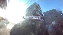 グランドハイツ大今里[6階]の外観