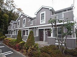 千葉県我孫子市新木の賃貸アパートの外観