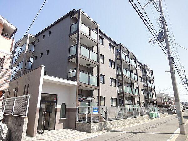 京都府京都市西京区桂河田町の賃貸マンションの画像