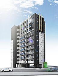 Studie TOBIHATA[7階]の外観