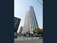 平成28年築、地上53階建てタワーマンション。三井不動産レジデンシャル(株)他旧分譲。