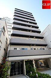 ジェノヴィア川崎駅グリーンヴェール[4階]の外観