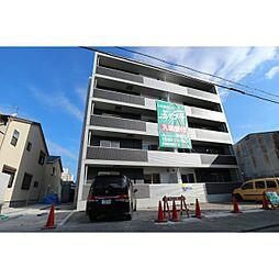 静岡県静岡市葵区錦町の賃貸マンションの外観