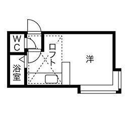 中島公園駅 2.5万円