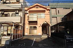 前田ハイツ[1階]の外観