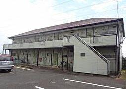 エステートピア五井[2階]の外観