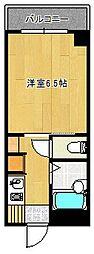 ブリックハウスII[305号室]の間取り