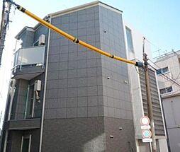 東京都大田区蒲田4丁目の賃貸アパートの外観
