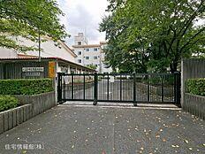 八王子市立陵南中学校 距離850m