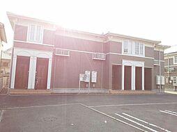 ソルパティオC[1階]の外観