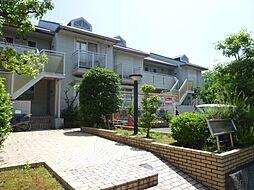 大阪府箕面市小野原東3丁目の賃貸アパートの外観