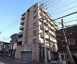 京都府京都市左京区浄土寺西田町の賃貸マンションの外観