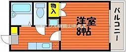 レジデンス斉藤[2階]の間取り