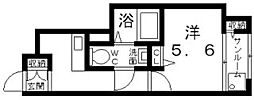 コンパートメントアゴラ[1階]の間取り