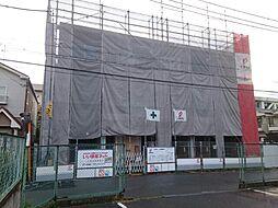 東花園駅徒歩7分 新築アパート サウス・ラポール[102号室]の外観