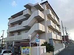 コンフォート北花田[203号室]の外観