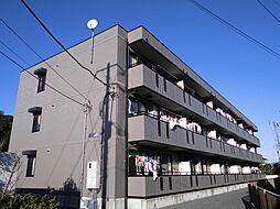 埼玉県熊谷市石原の賃貸アパートの外観