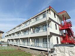 ラ・メゾンジュヌモンド[2階]の外観