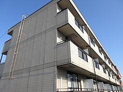 千葉県習志野市大久保2丁目の賃貸アパートの外観
