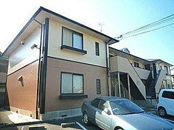 大阪府高槻市西面中2丁目の賃貸アパートの外観