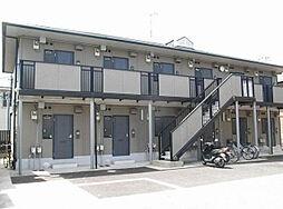 リヴェール田寺[107号室]の外観