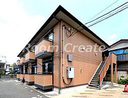 徳島県徳島市北常三島町3丁目の賃貸アパートの外観