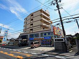 大阪府堺市東区草尾の賃貸マンションの外観