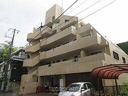 神奈川県相模原市南区上鶴間7丁目の賃貸マンションの外観