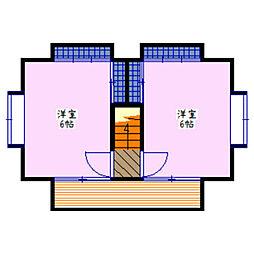 [一戸建] 茨城県古河市鴻巣 の賃貸【茨城県 / 古河市】の間取り